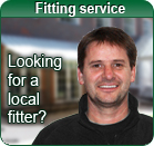 Looking for a local fitter?