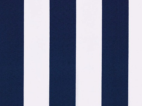 Blue and White Stripe