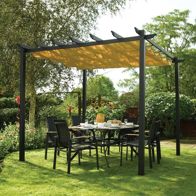 Latina Aluminium Canopy H2.3m