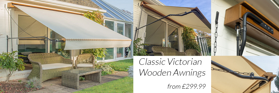Awnings - Patio Awnings Direct from £74.99
