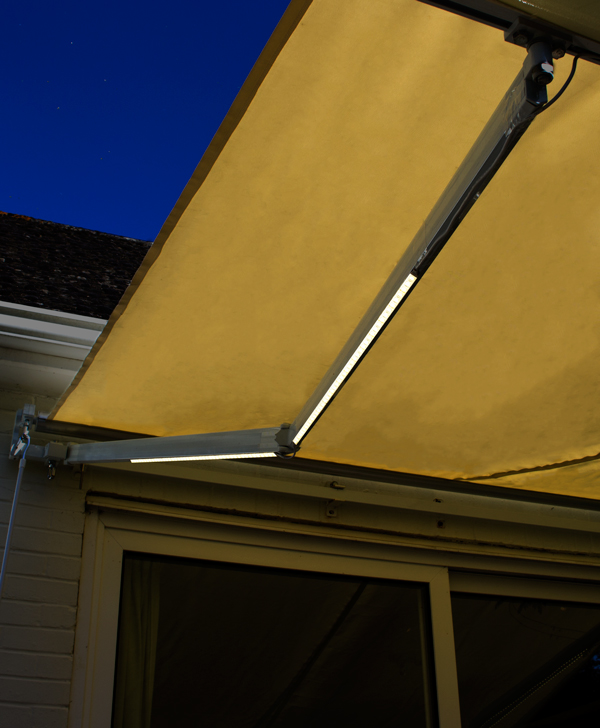 Awning Colour Changing LED Light Kit - for 2m Projection ...