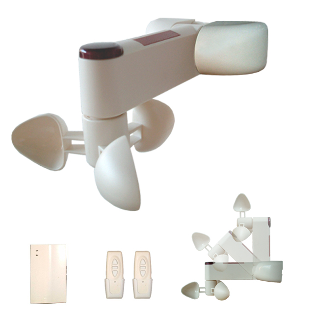 Wind, Sun and Rain Sensor Kit