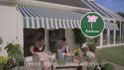 Primrose Awnings - Unwind and Enjoy