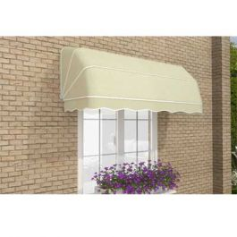 1.2m Dutch Canopy Ivory Awning