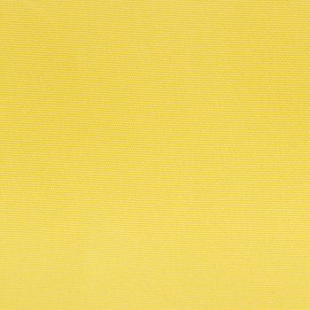 Lemon yellow polyester cover for 2.5m x 2m awning includes valance