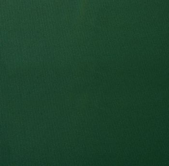 Plain green polyester cover for 4.5m x 3m awning includes valance