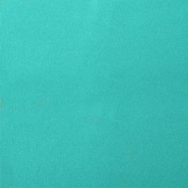 Turquoise polyester cover for 2m x 1.5m awning includes valance